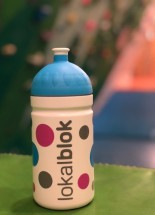 Modrá lahvička<br/><span>100 Kč</span>