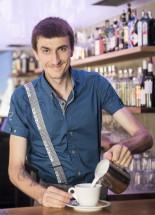 Láďa<br/><span>Barman</span>